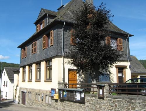WLAN-Hotspots am Gemeindehaus Hausen