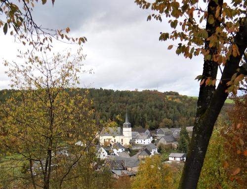 Hausen im Herbst