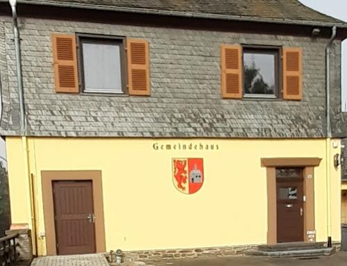 Gemeinderatssitzung Hausen